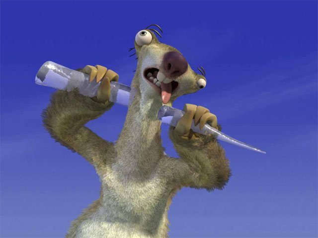 ice age dead