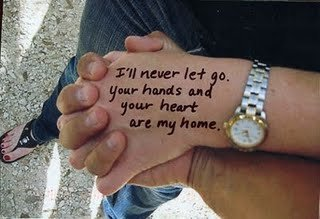 ill never let