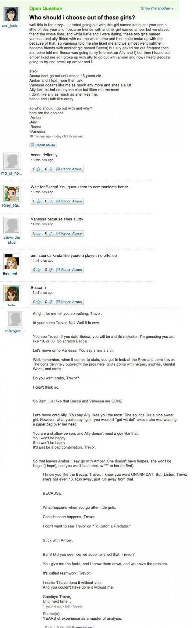 image 20 656 - my favourite yahoo user ever