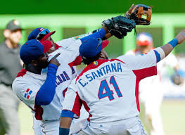 images - dominican republic win world baseball classic