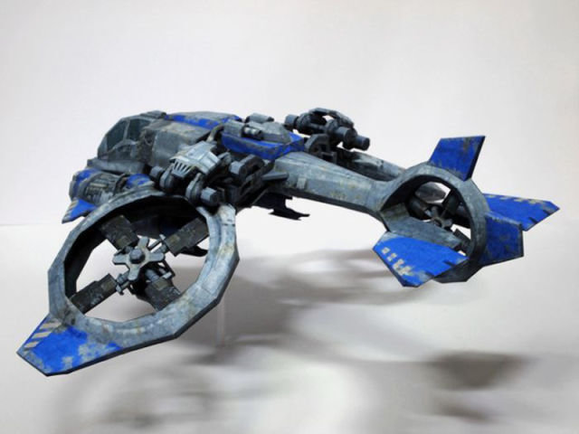 incredible starcraft aircraft