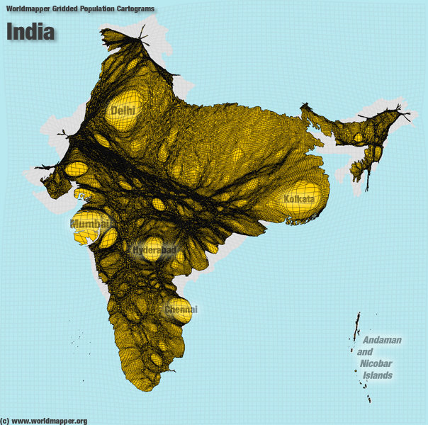 ind - the world as you've never seen it before!