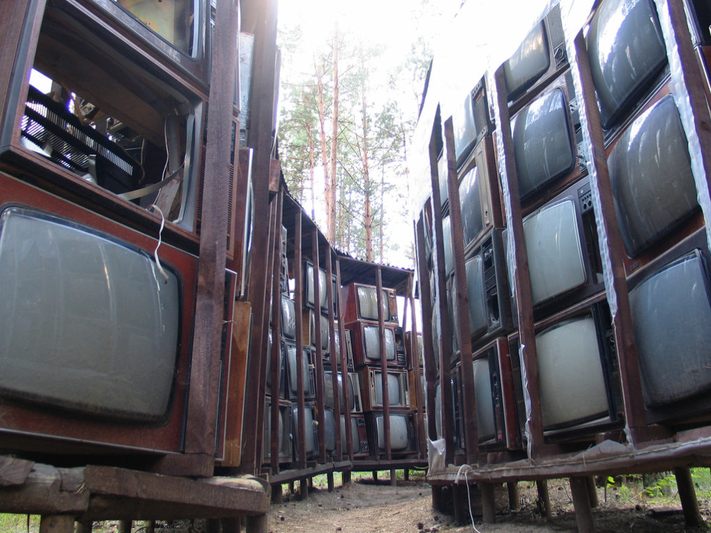 infomedis3 - largest tv sculpture in the world