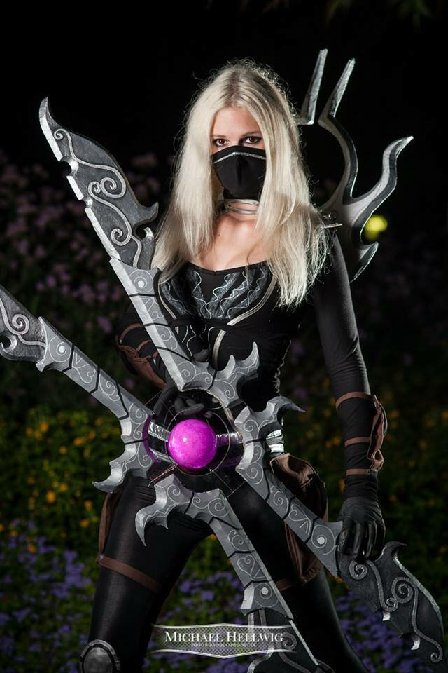 irellia cosplay