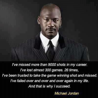 ive missed shots michael jordan