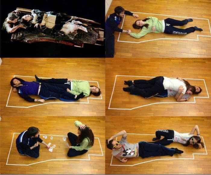 jack rose could both fit wooden plankquite comfortably