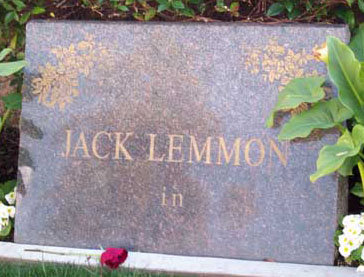 jacklemmon - funny tombstones