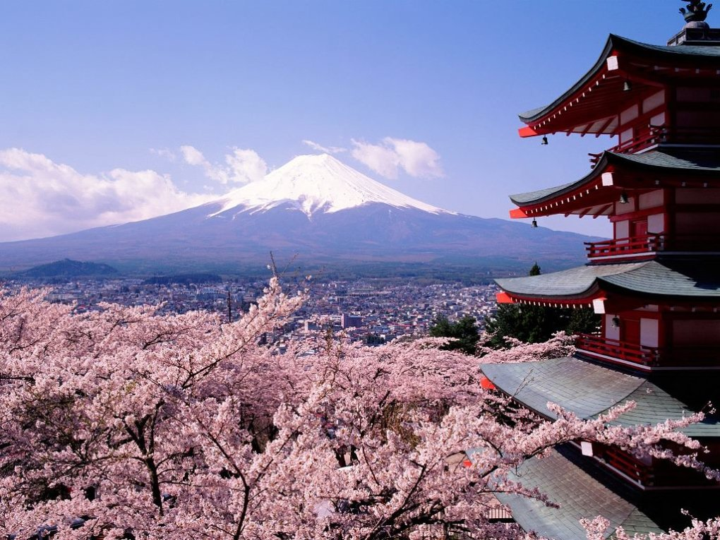 japan 2 - top five places in the world you want to go
