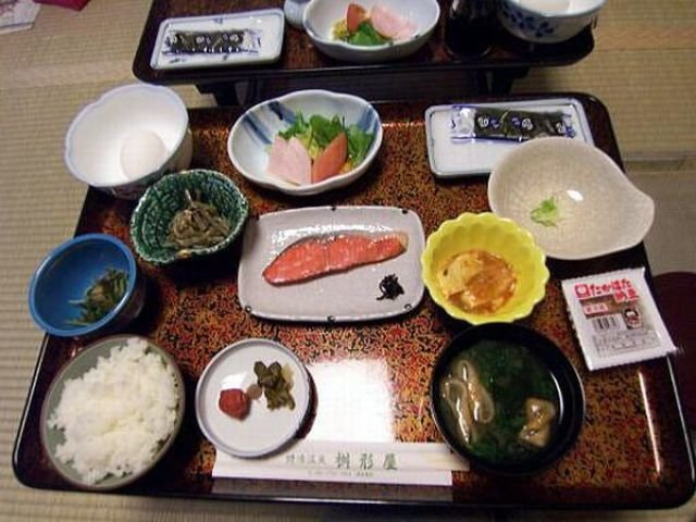 japanese business lunch