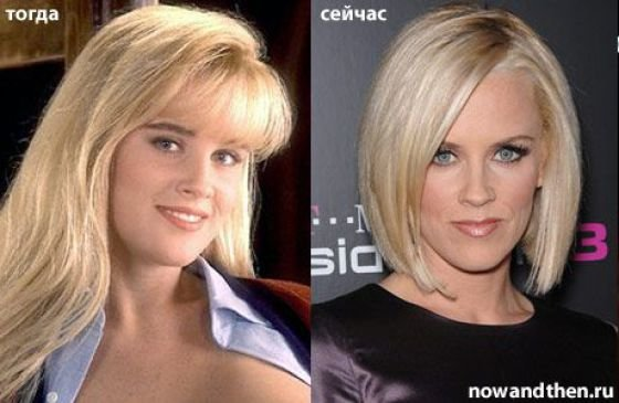 jenny mccarthy young