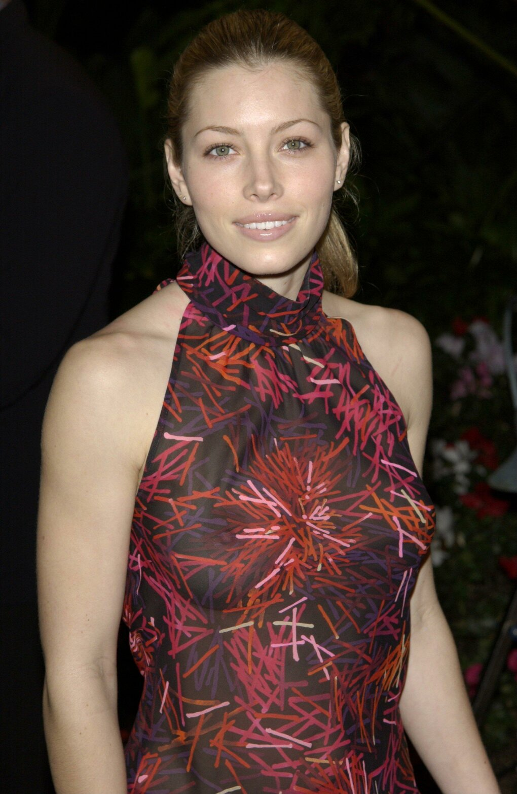 jessica biel seethrough