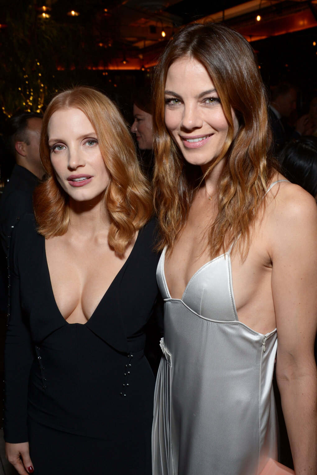 jessica chastain amp michelle monaghan
