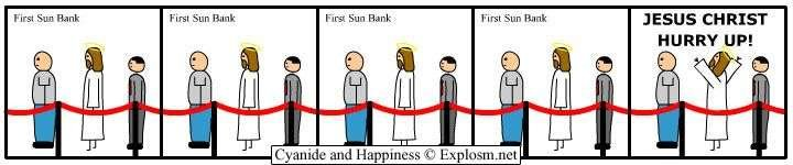 jesus - cyanide and happiness 3