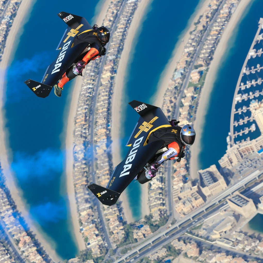 jetman - visions of the future: how the future has changed