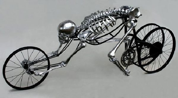 jj1 - weird and wonderful bicycles