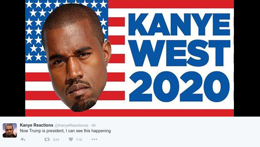 kanye west for president