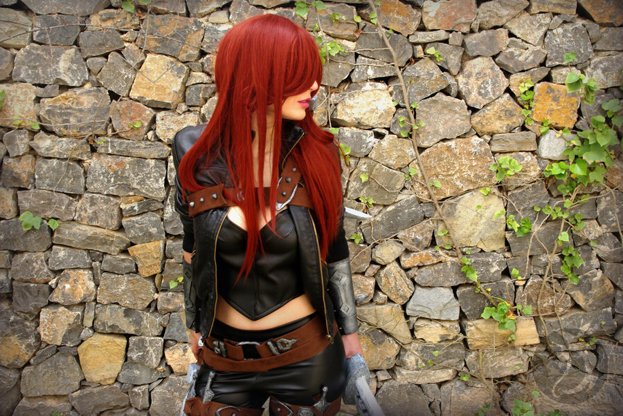 katarina1 - sexiest league of legends cosplay girls 2014