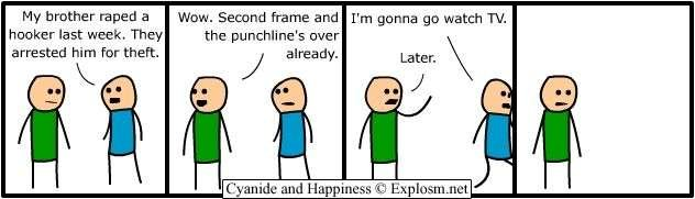 khooker - more cyanide and happiness