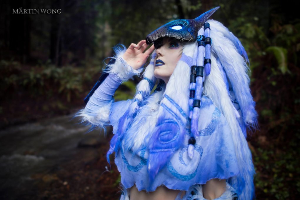 kindred league legends cosplay