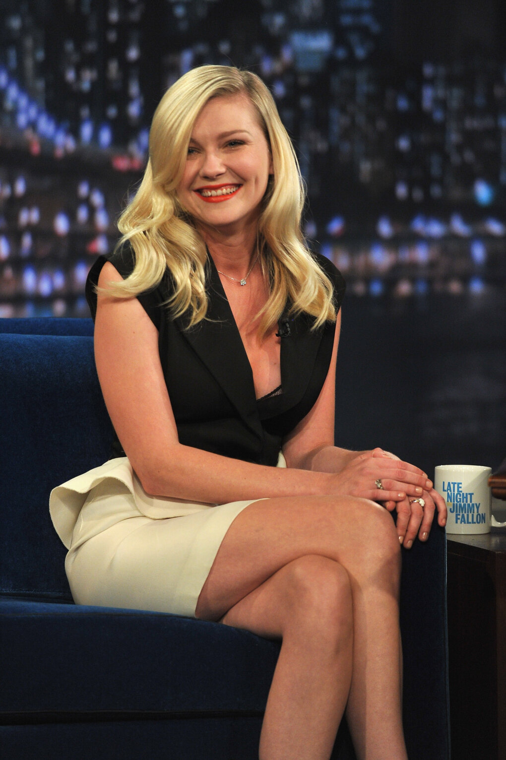 kirsten dunst talk show post from rtalkshowgirls