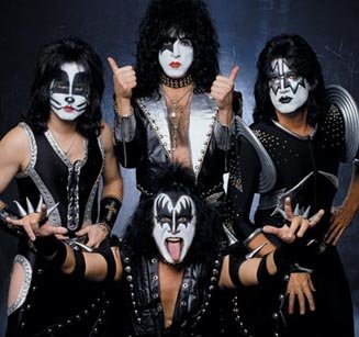 kiss - tribute to classic rock bands/artists