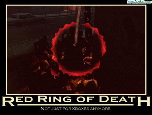 ld red ring deaath