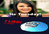lied friday