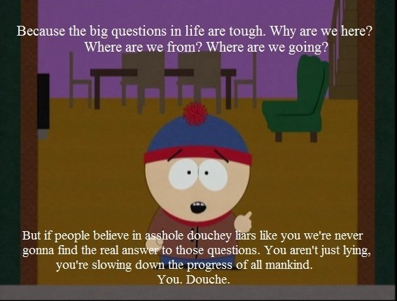 like leave favorite south park quote all time