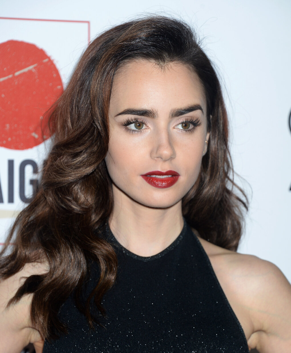 lily collins aic