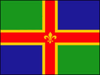 lincolnshireflag203 - does your region have a flag