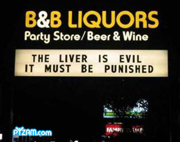 liverisevil - funny store names/signs
