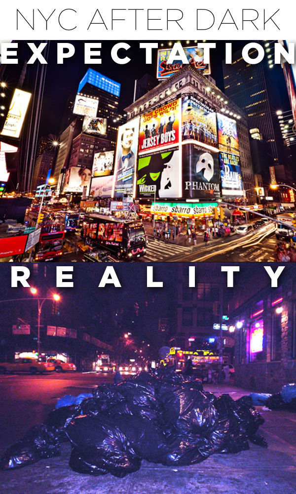 living nyc when expectations dont meet reality high