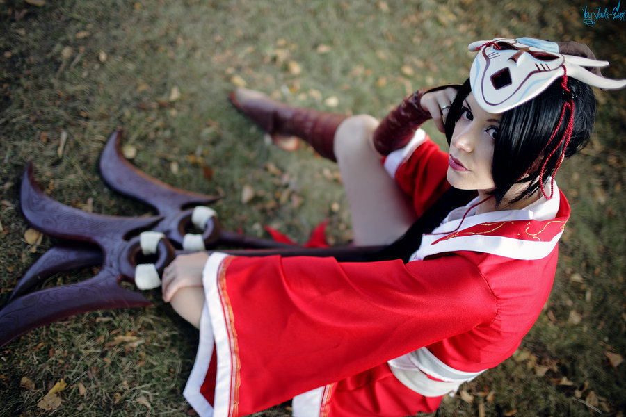 lol akali - ultimate league of legends cosplay collection