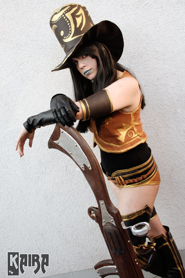 lol caitlyn - ultimate league of legends cosplay collection
