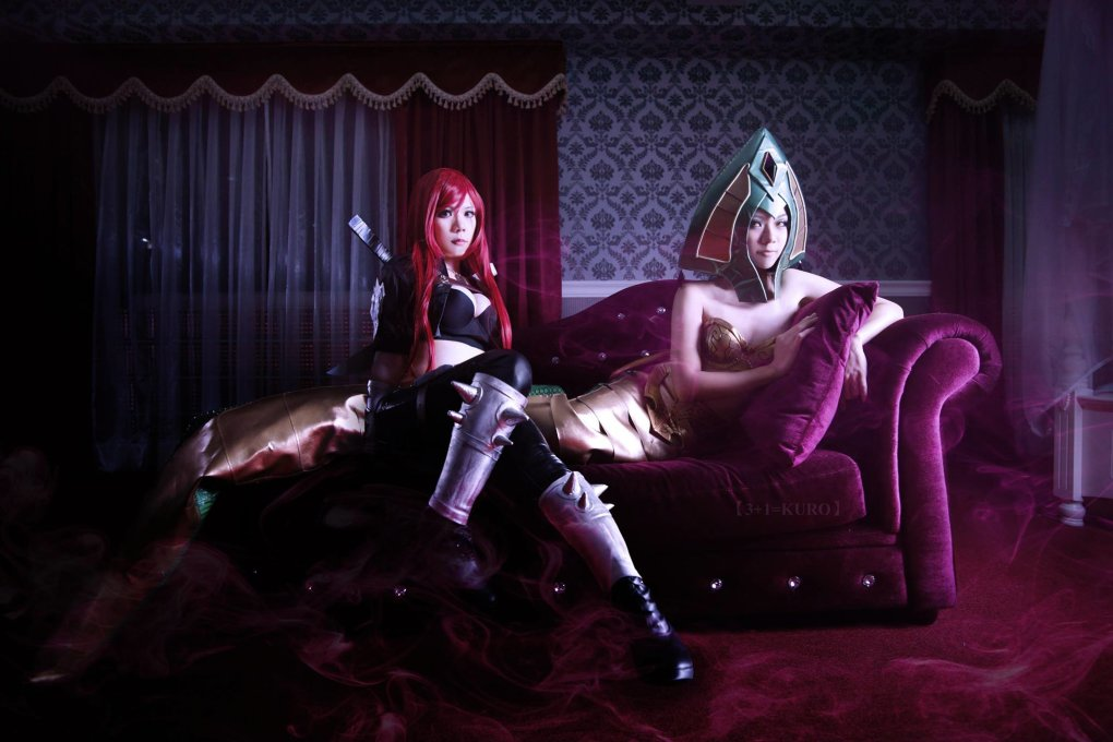 lol cassiopeia - ultimate league of legends cosplay collection
