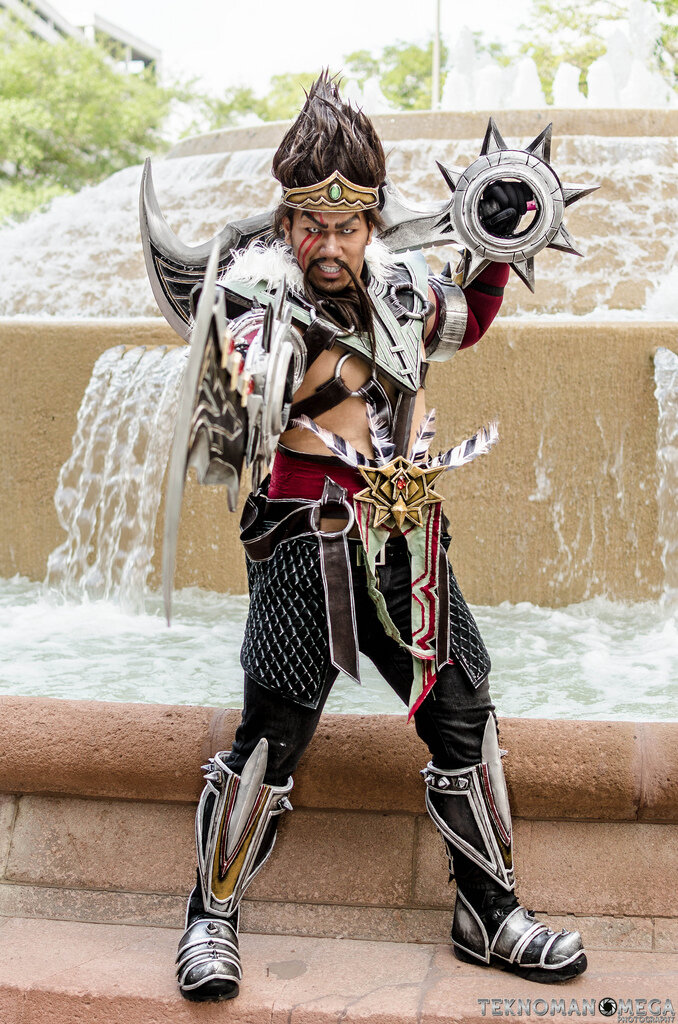 lol draven - ultimate league of legends cosplay collection