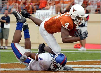 longhorns - whats your favorite football team??