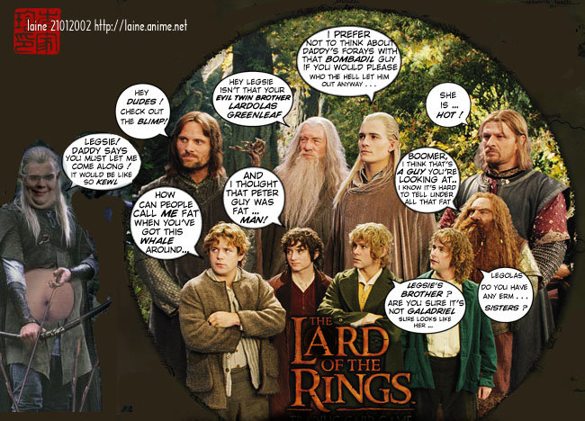 lord2 - lord of the rings - hope it makes you laugh!