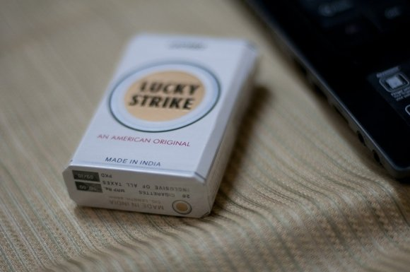 luckies - my pics