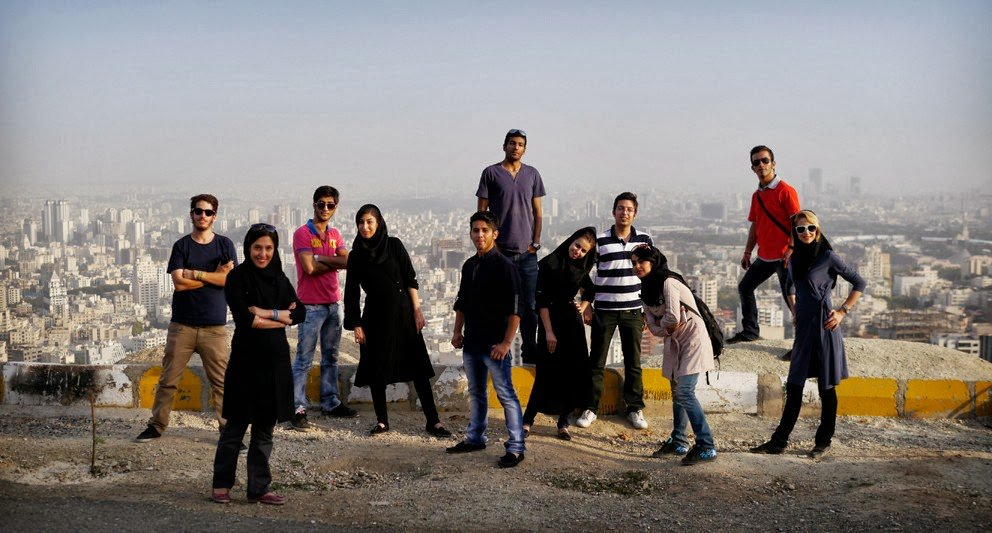 m81zxjp - rarely seen photos of my great city tehran,iran and its' beautiful people