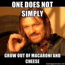 mac - one does not simply....