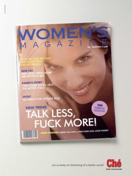 mag for women