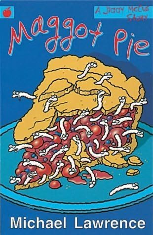 maggot pie front cover