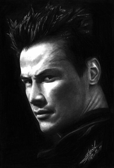 maggy p 01 - pencil drawings of actors
