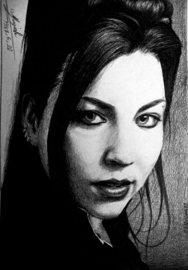 maggy p 04 - pencil drawings of actors