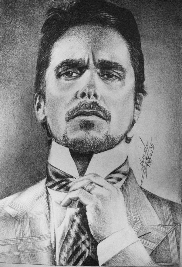 maggy p 05 - pencil drawings of actors