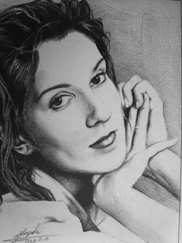 maggy p 24 - pencil drawings of actors