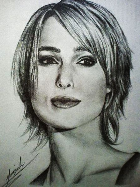 maggy p 26 - pencil drawings of actors