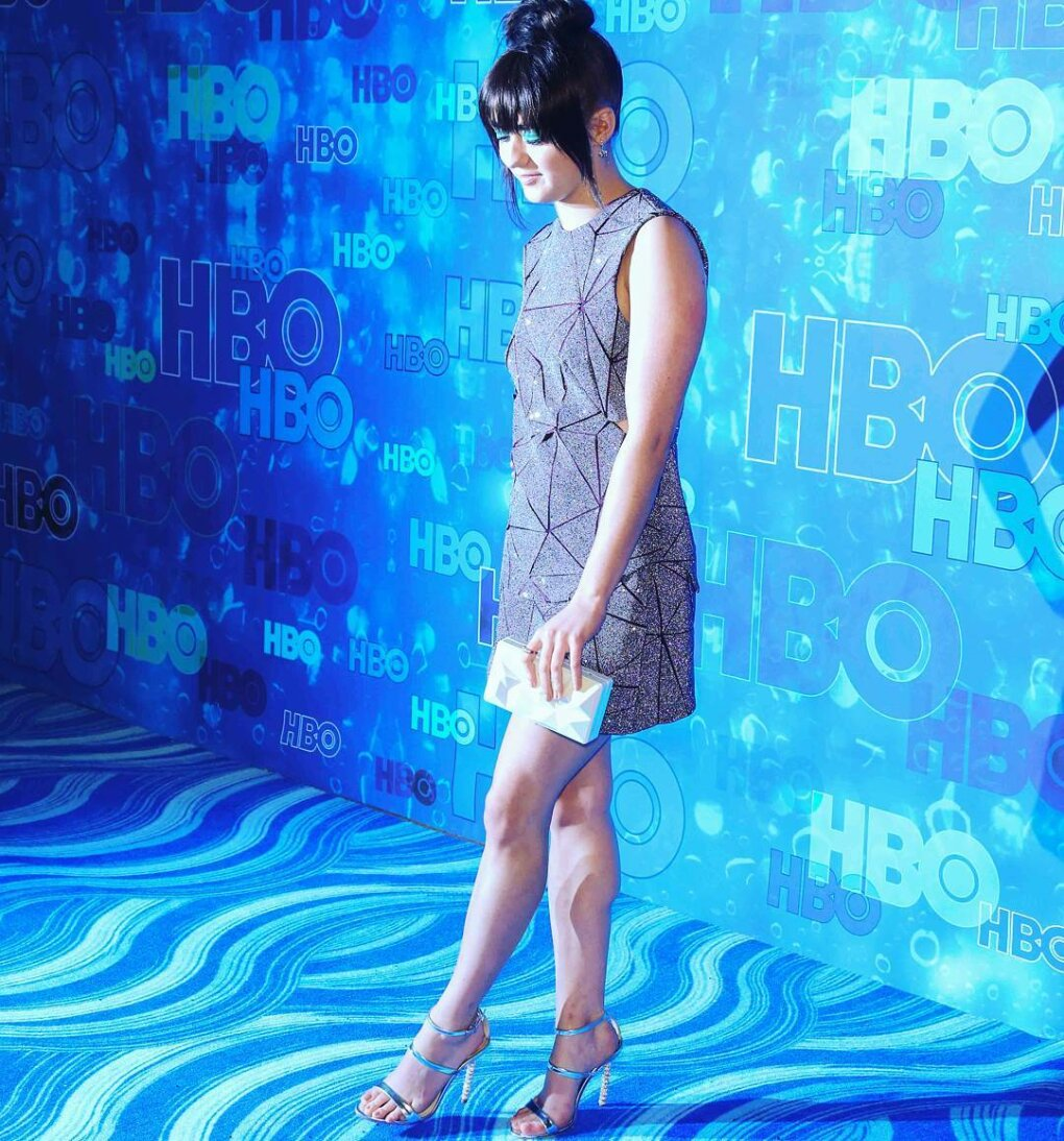 maisie williams hbo after party