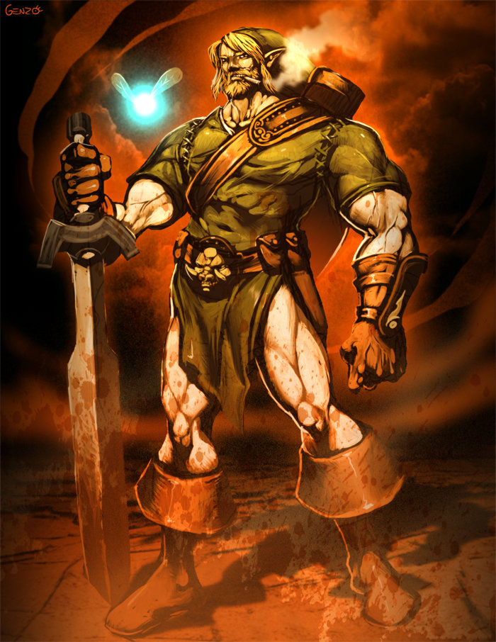 manly link genzoman